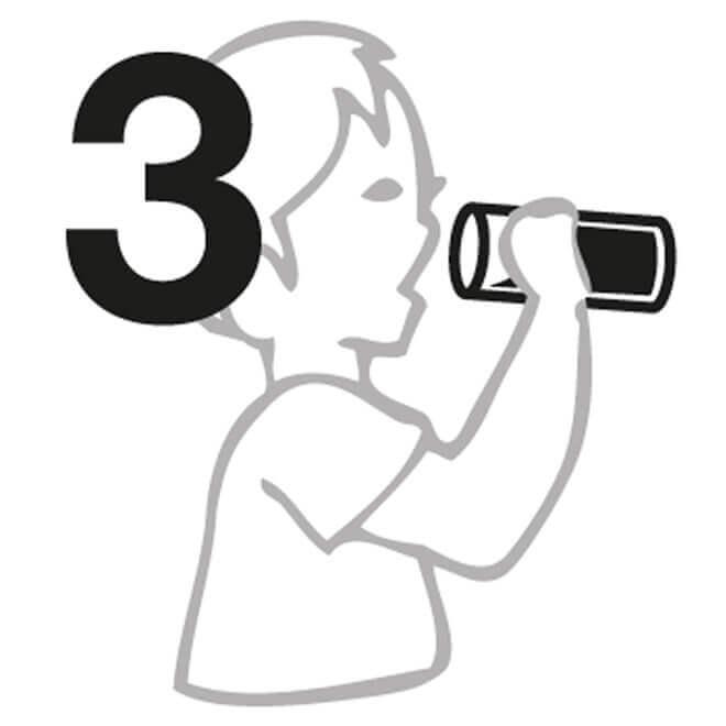 Manuel n° 3 pour Bidon d'eau Manuel n° 3 pour Bidon d'eau